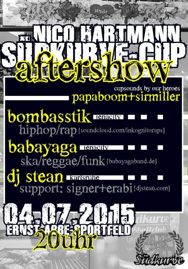 Südkurve-Cup Aftershow