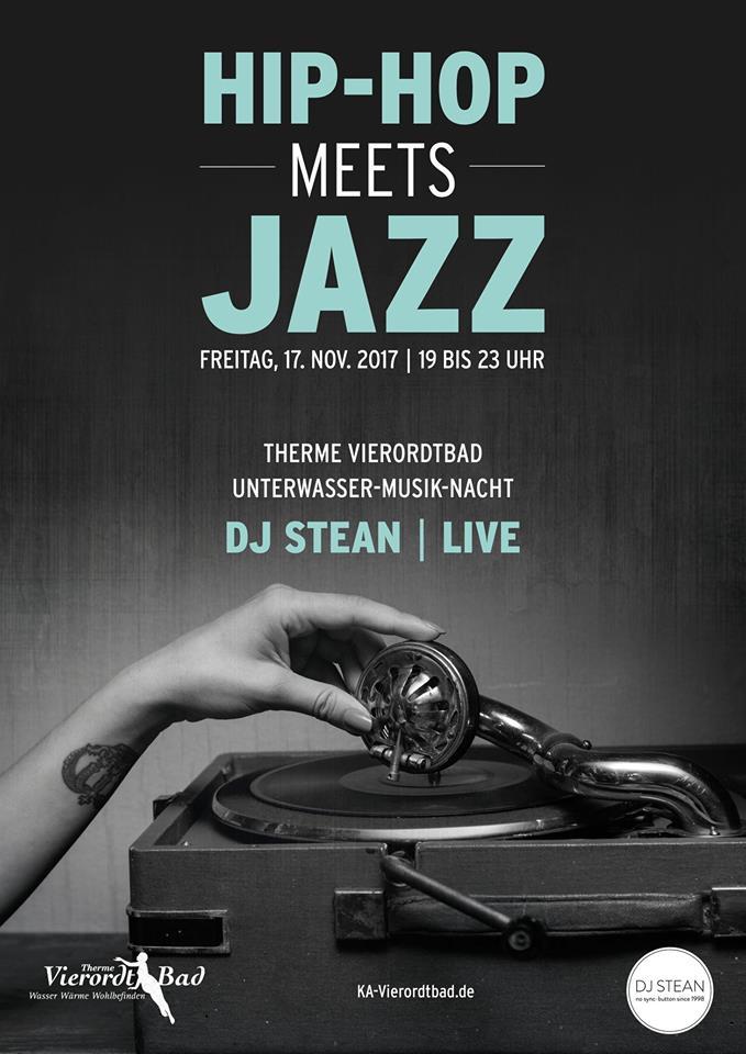 DJ Stean @ Therme Vierodtbad
