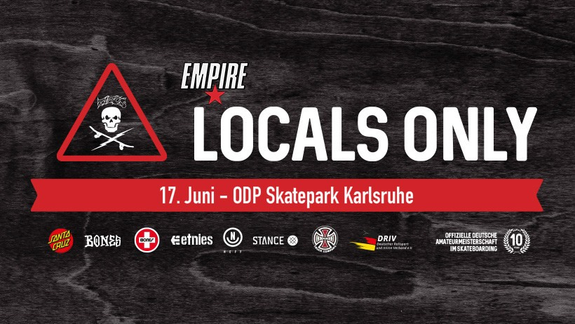 Locals Only Competition 2018