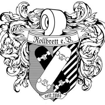 Rollbrett Logo