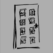 The Door Mini Logo