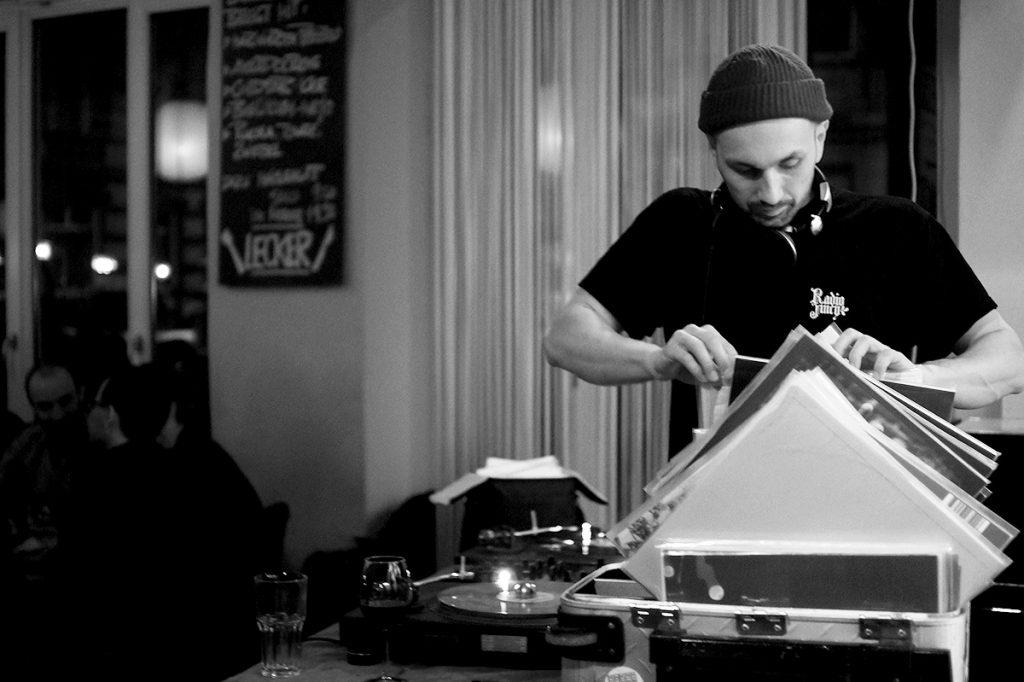 DJ Stean @ gold