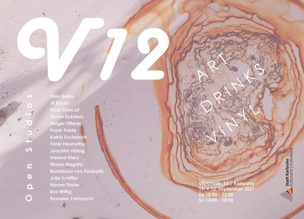 V12 Open Studios